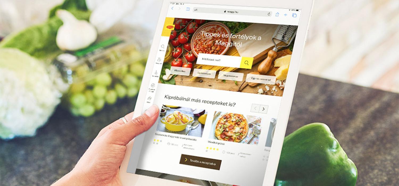 Megújult a MAGGI – Mostantól a kedvenc szakácskönyved mindig kéznél lesz!